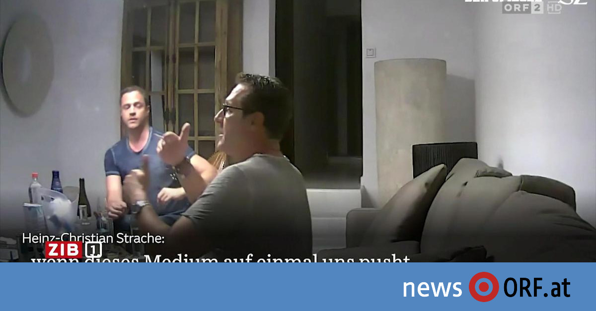 Strache News