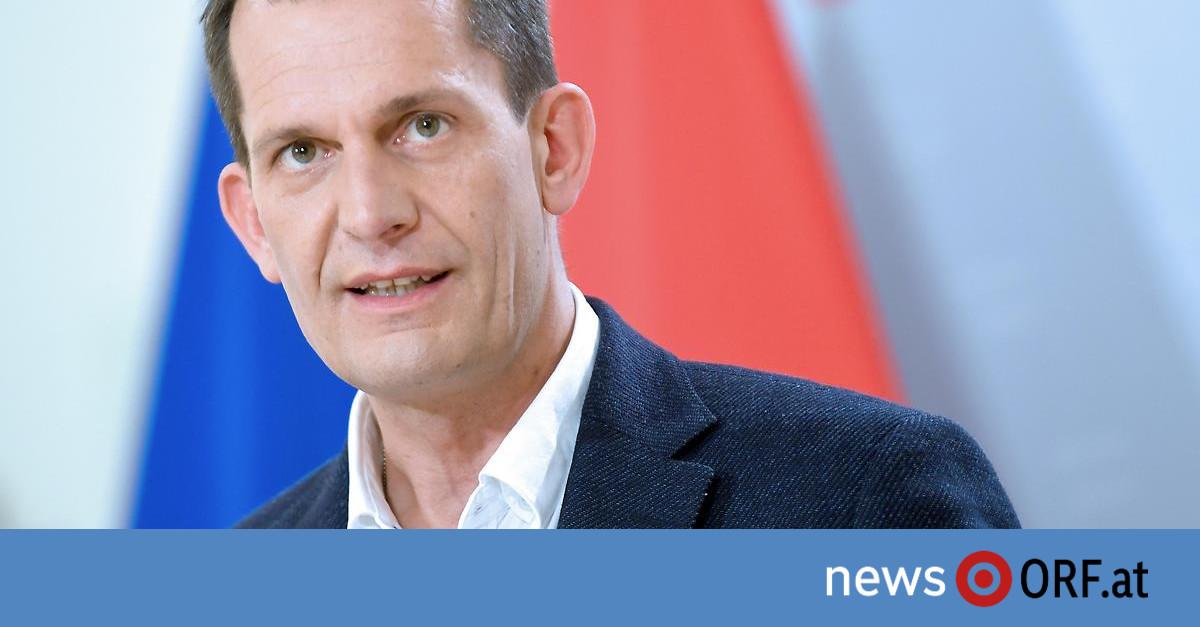 Neuer Gesundheitsminister: Wolfgang Mückstein wird ...