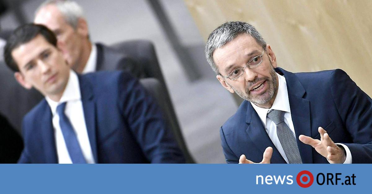 ÖVP legt sich fest: Neue Koalition mit FPÖ nur ohne Kickl