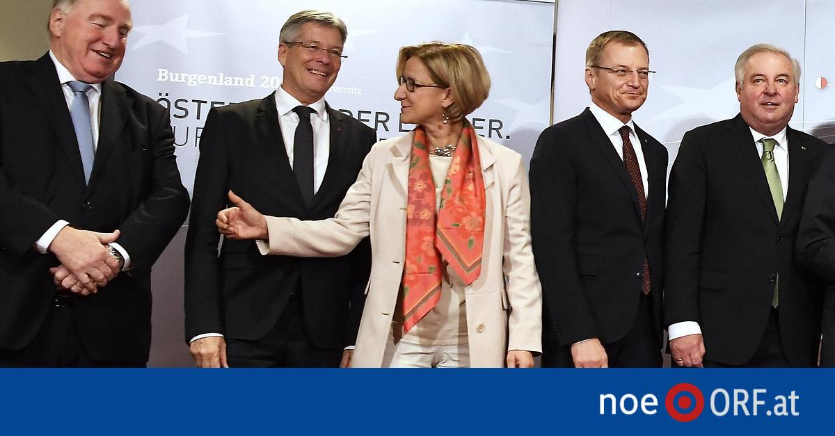 LH-Konferenz: Mikl-Leitner übernimmt Vorsitz