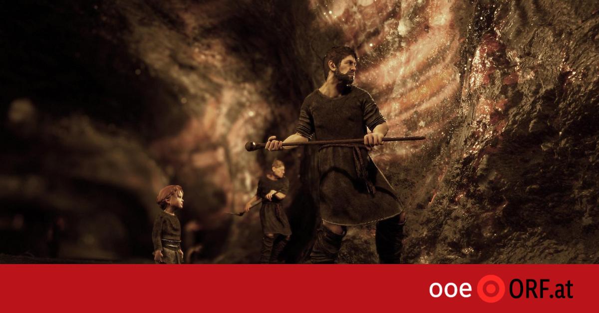 Geschichte: Prähistorisches Bergwerk Hallstatt virtuell begehbar