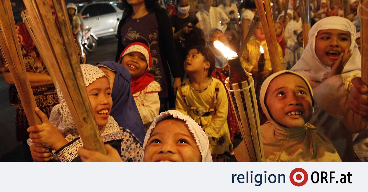Was Wünscht Man Zum Ramadan