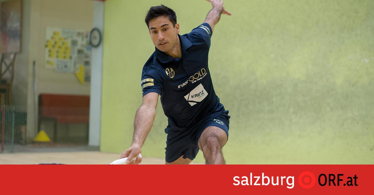 Sport: Rehman als erster Österreicher bei Squash-WM - ORF.at