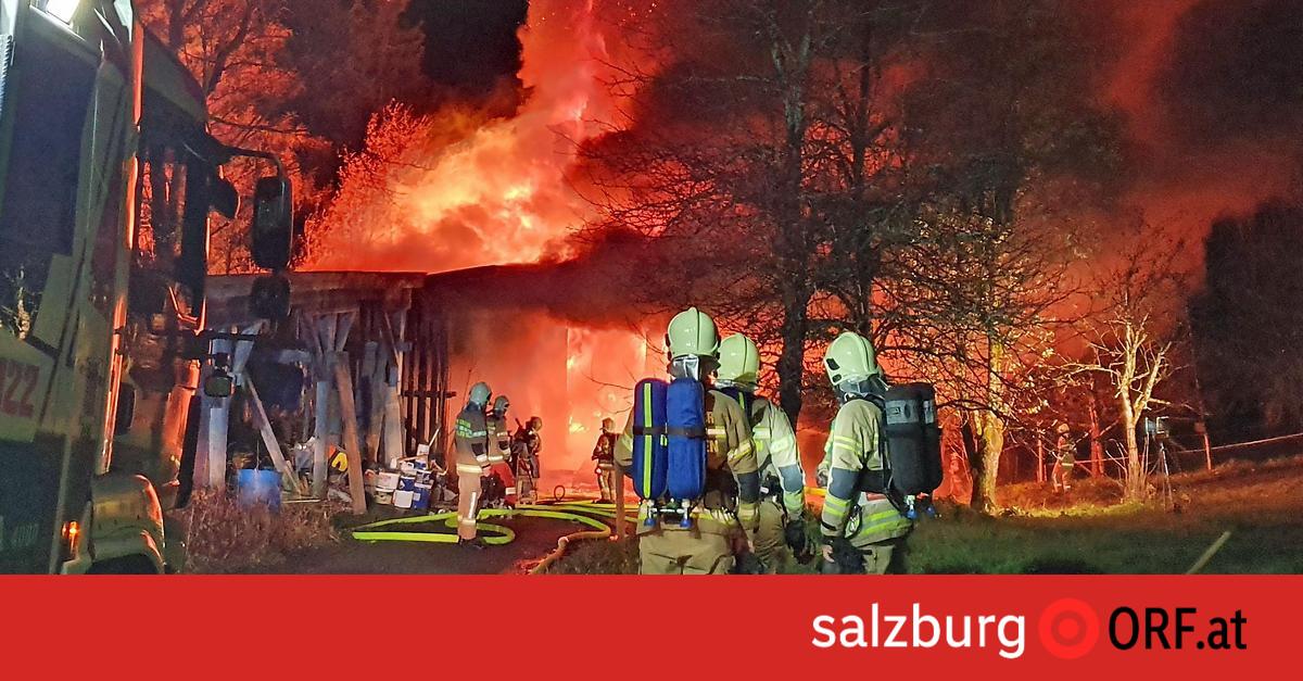 Mehr seelische Hilfe für Feuerwehrleute - ORF.at