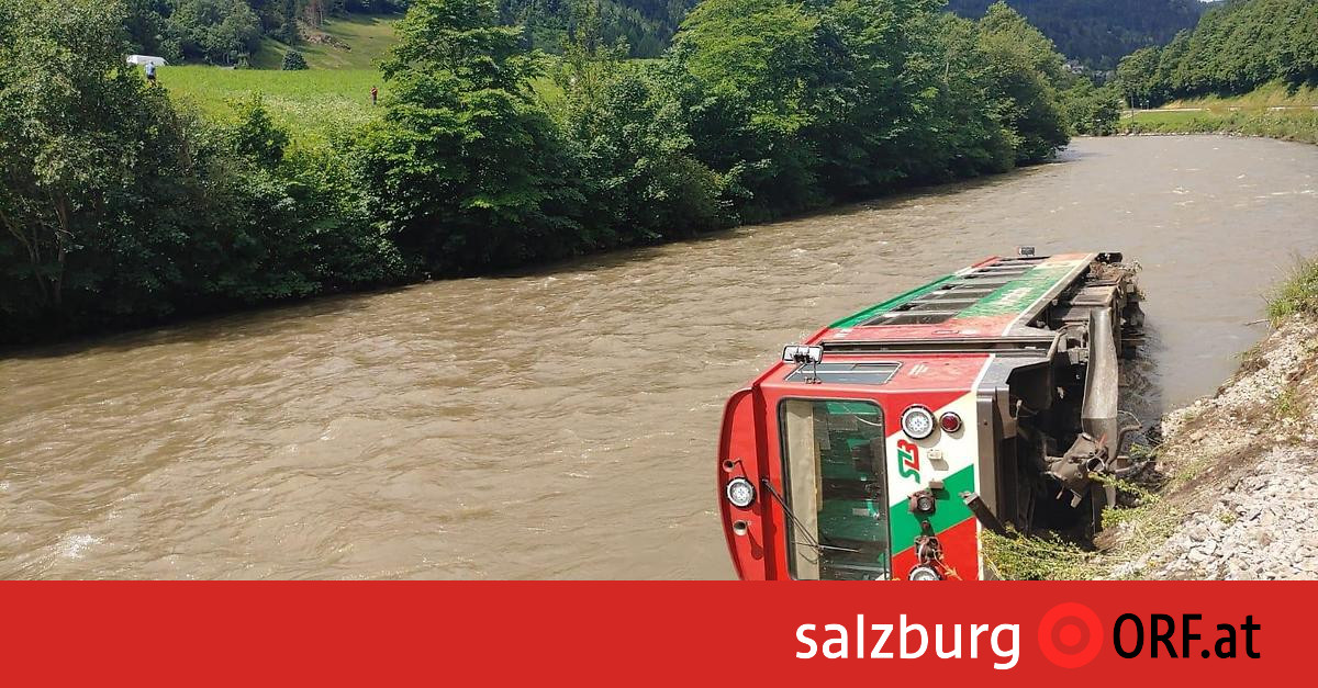 Murtalbahn: Bergung am Freitag geplant