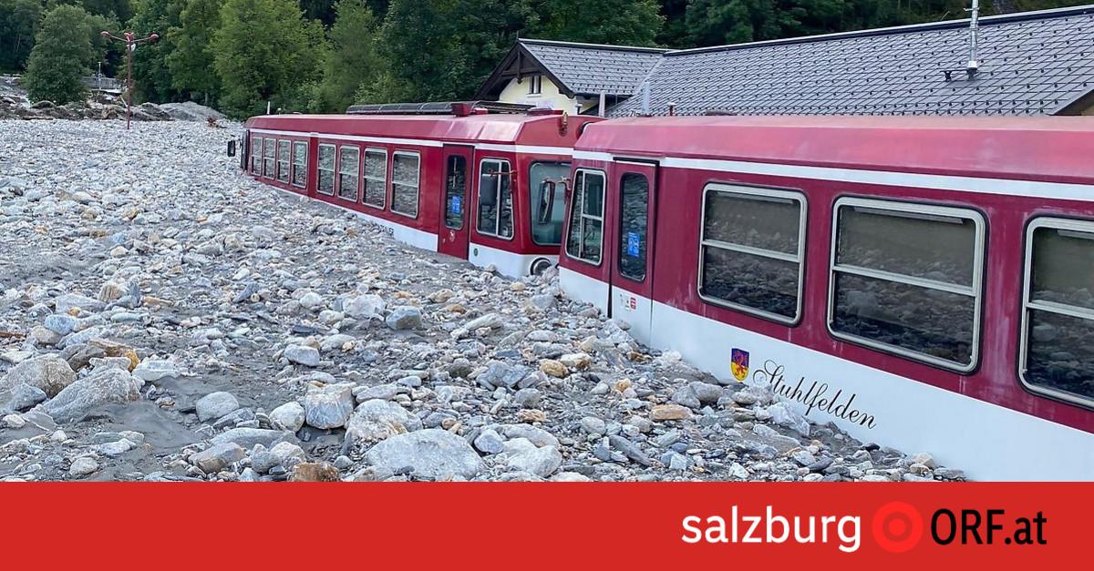 Unwetterschutz für Pinzgauer-Lokalbahn