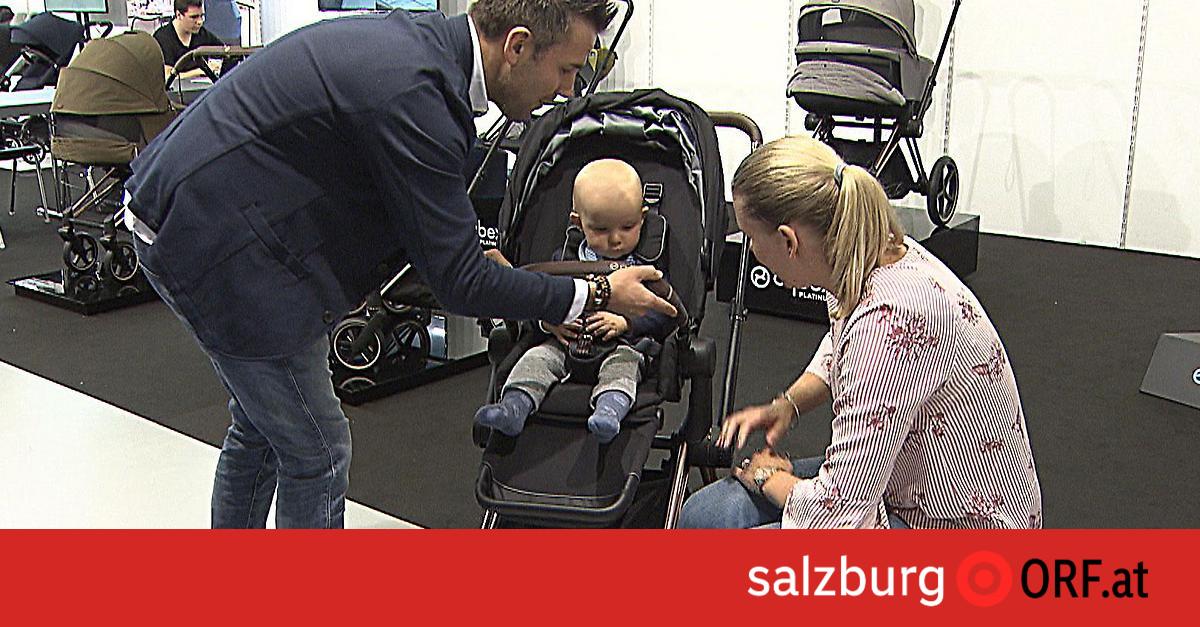 kinderwagen mit elektroantrieb salzburg. Black Bedroom Furniture Sets. Home Design Ideas