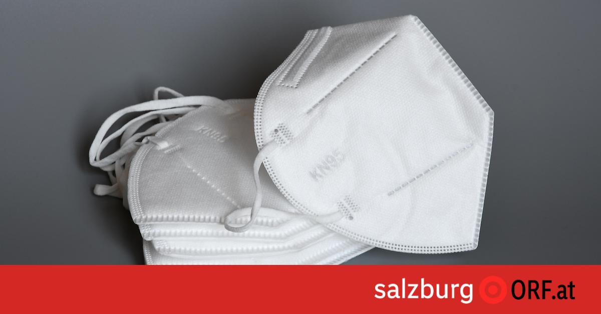 Weiter warten auf kostenlose FFP2-Masken - salzburg.ORF.at
