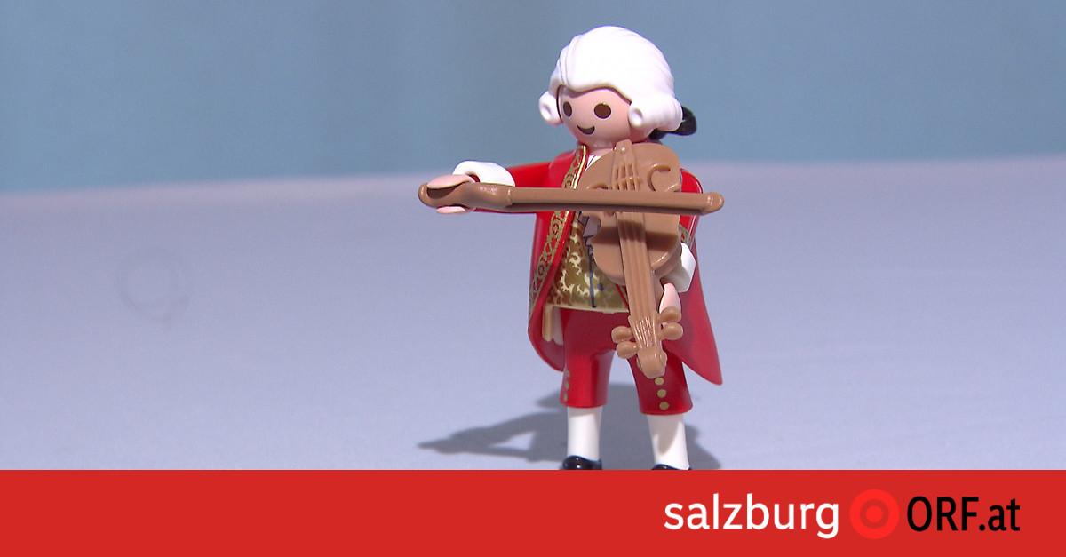Nachfrage groß Playmobil Mozart geht um die ganze Welt