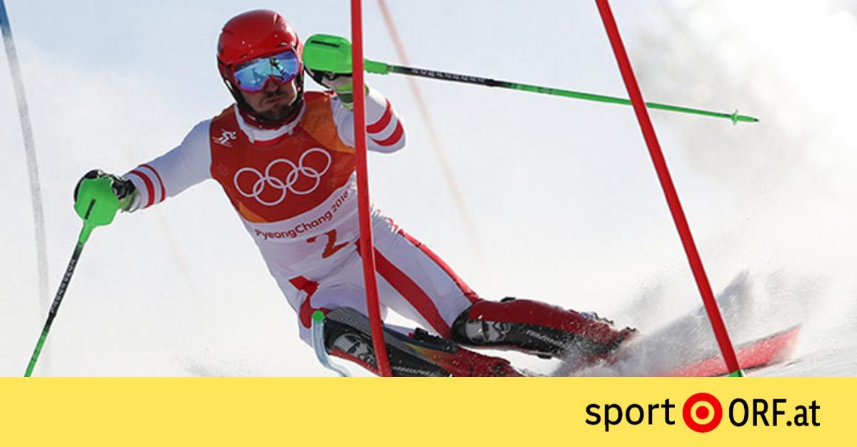 Hirscher holt erstes Olympiagold