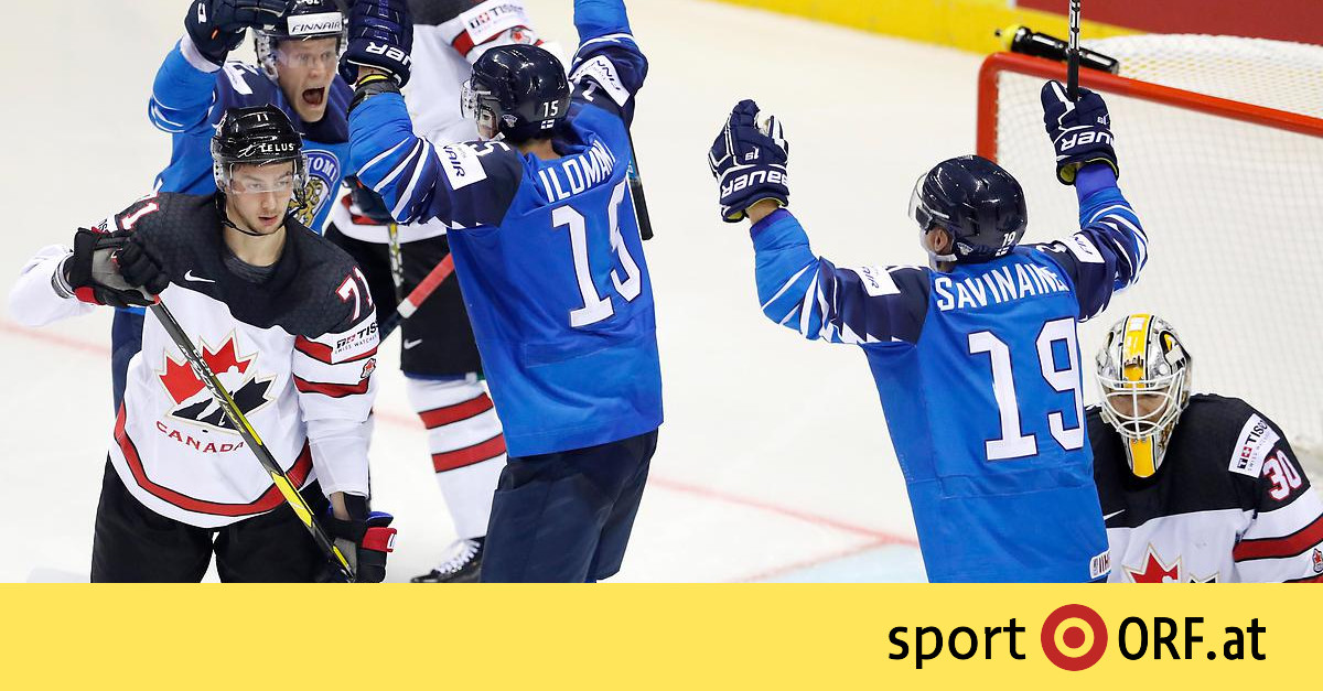 Ice Hockey World Cup Poor Start For Canada And Sweden