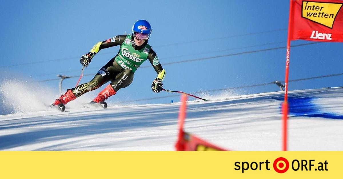 Ski Alpin Damen Heute