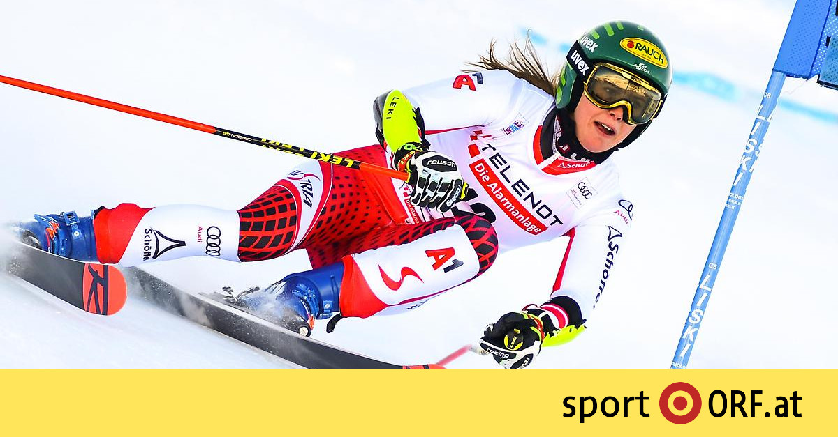 Ski Alpin Damen