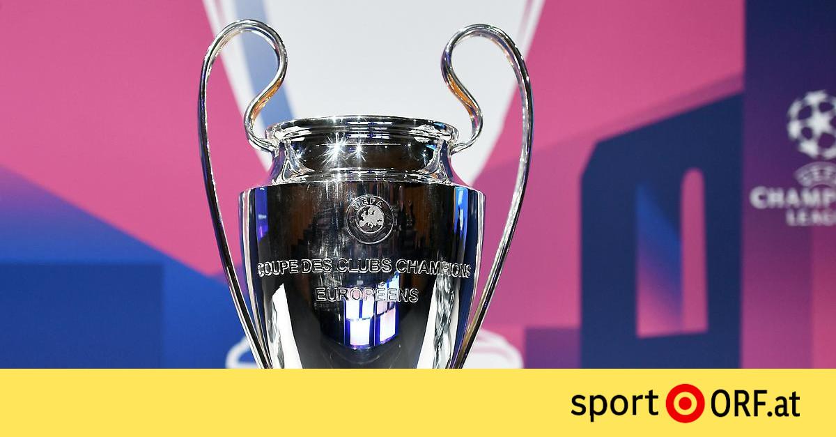 Champions League Finalspiele