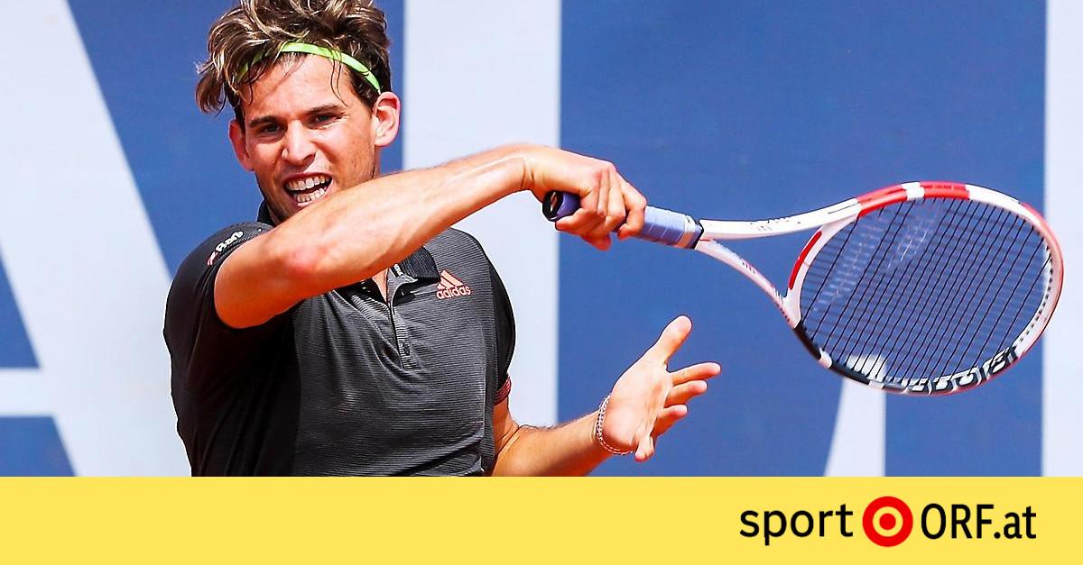 Tennis: Thiem bleibt auf US Open fokussiert - sport.ORF.at