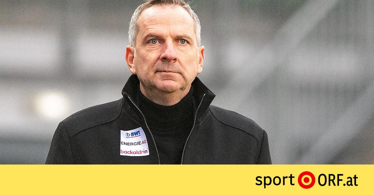 """Bundesliga: LASK-Coach: """"Können noch besser werden"""