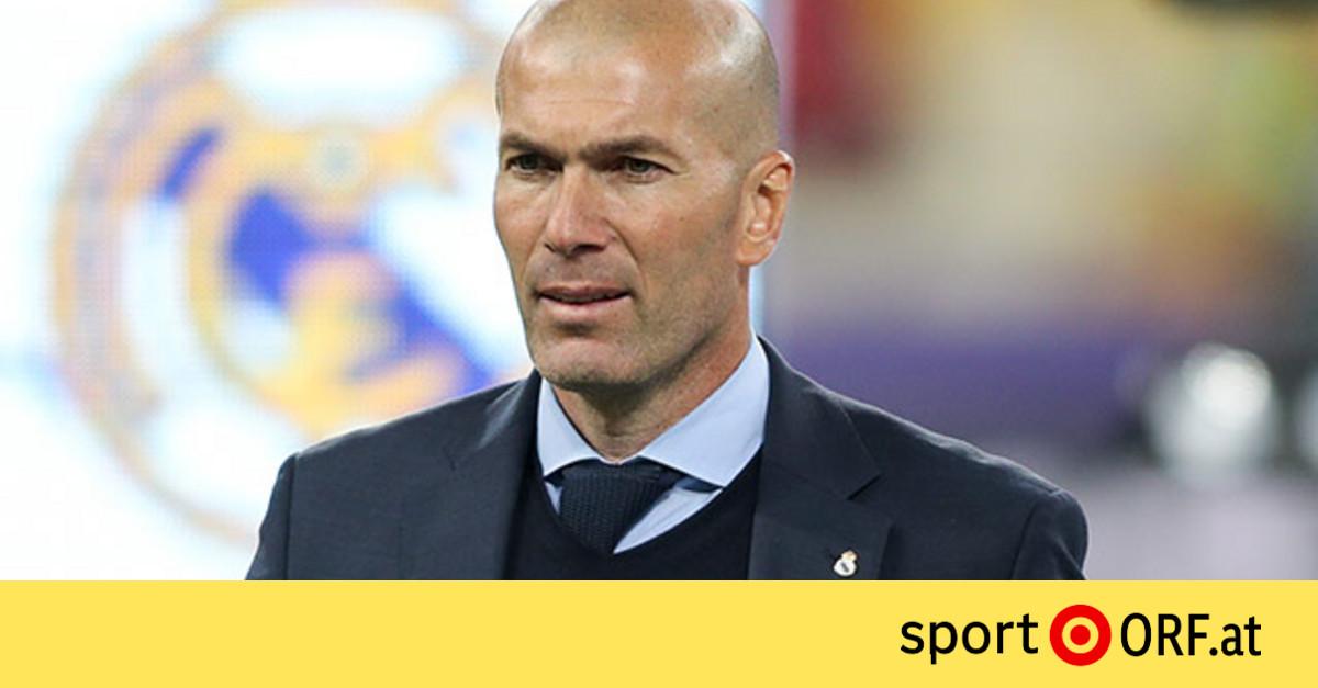 Zidane nicht mehr Trainer von Real