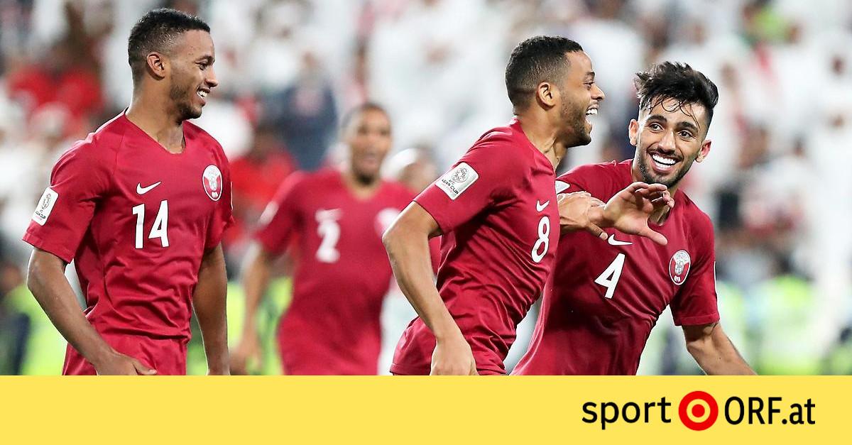 Asiencup: Katar Spielt Um Ersten Großen Titel