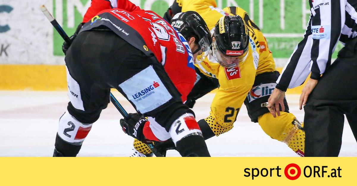 Eishockey Vier Heimsiege Zum Play Off Auftakt Sport ORF At