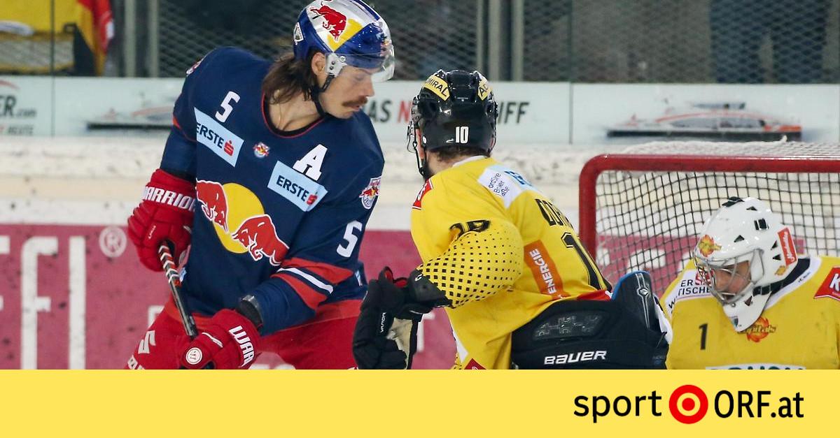 Eishockey Letzter Akt Im Semifinal Thriller Sport ORF At