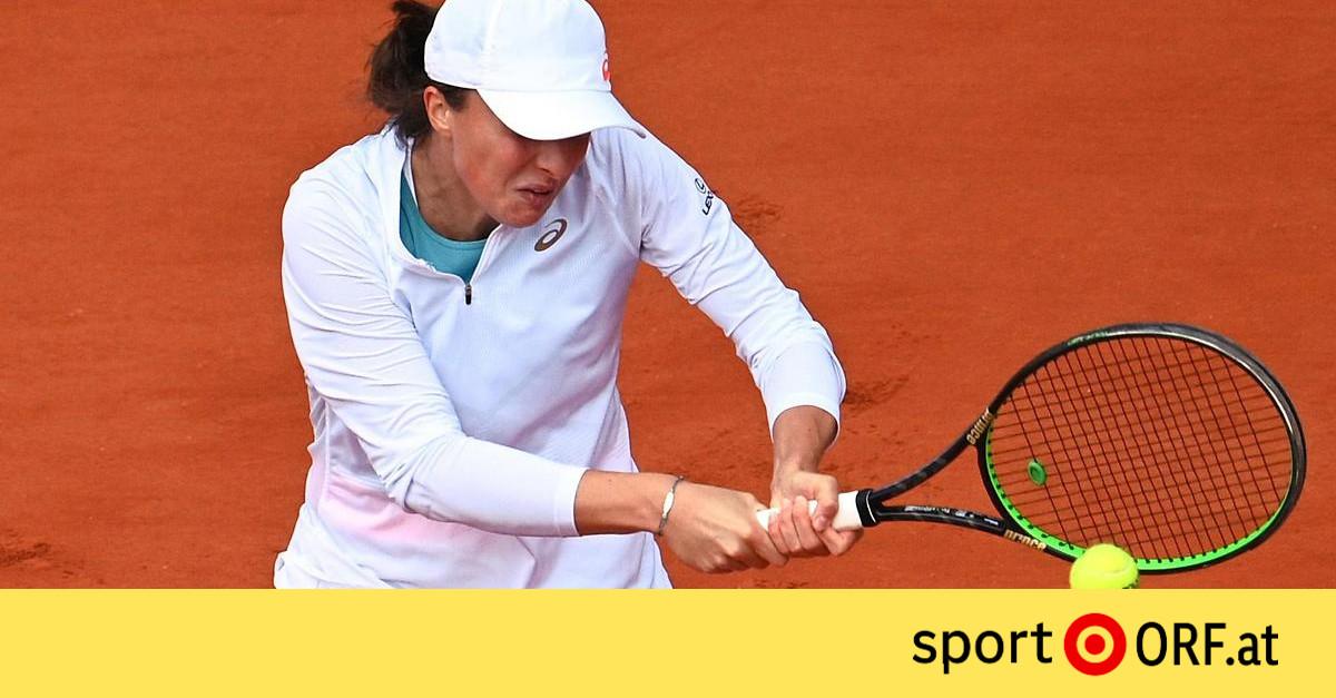Finale Tennis Damen