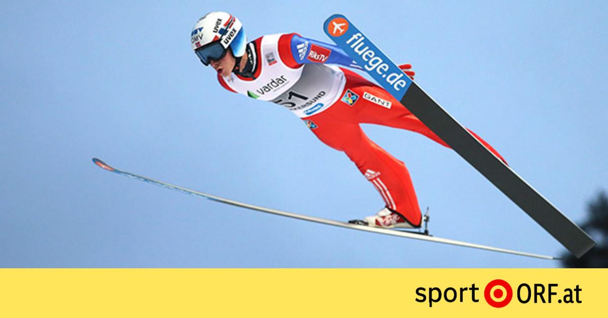 Skispringen Weltrekord