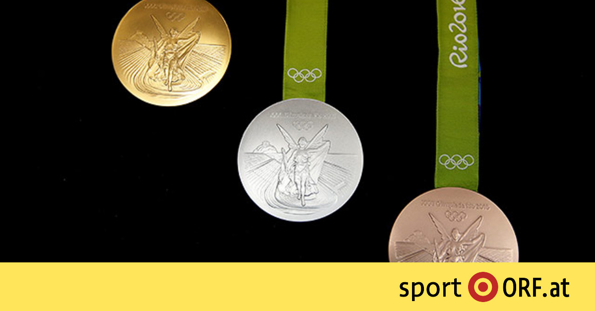 Medaillenspiegel Rio