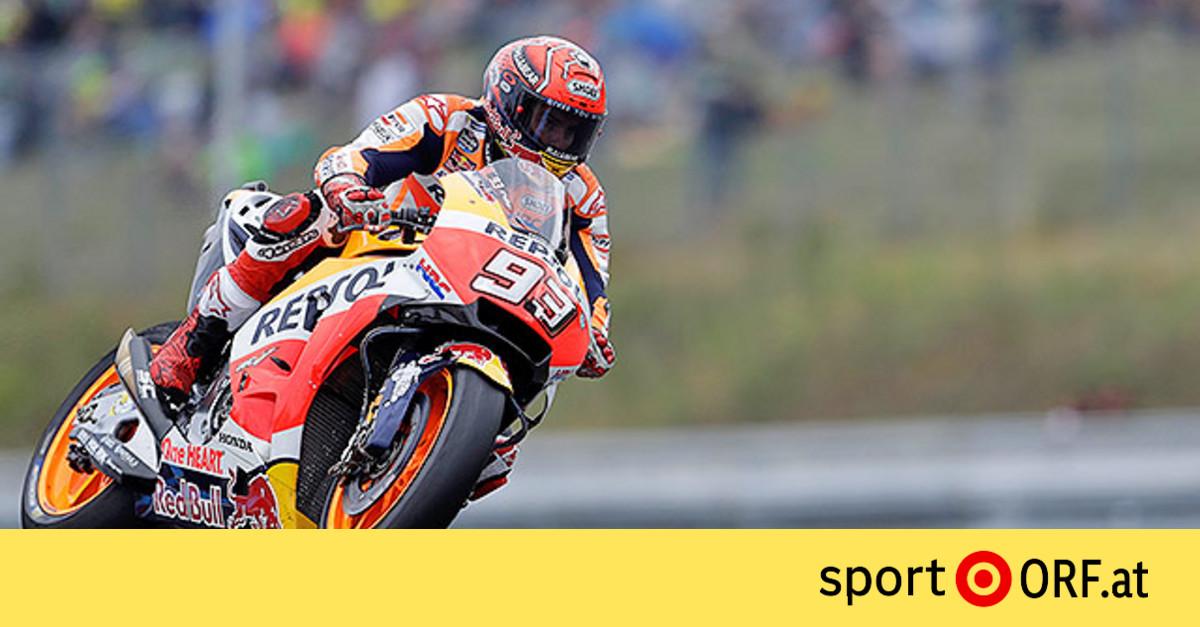 Marquez düpiert Konkurrenz in Brünn - sport.ORF.at