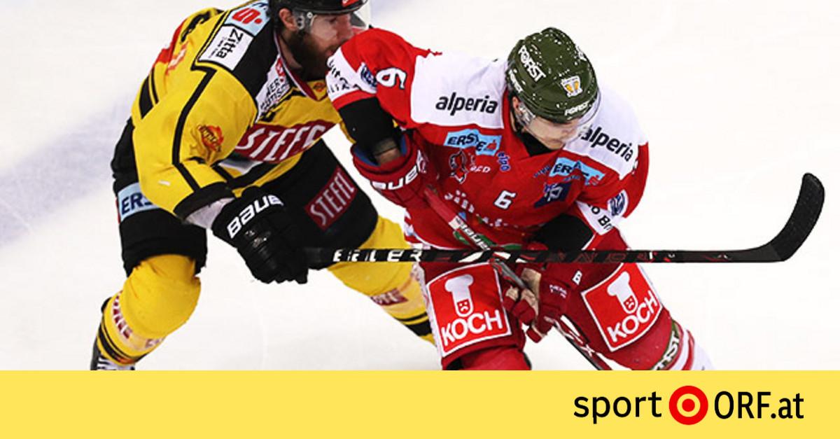 Bozen Setzt Capitals Unter Druck Sport ORF At