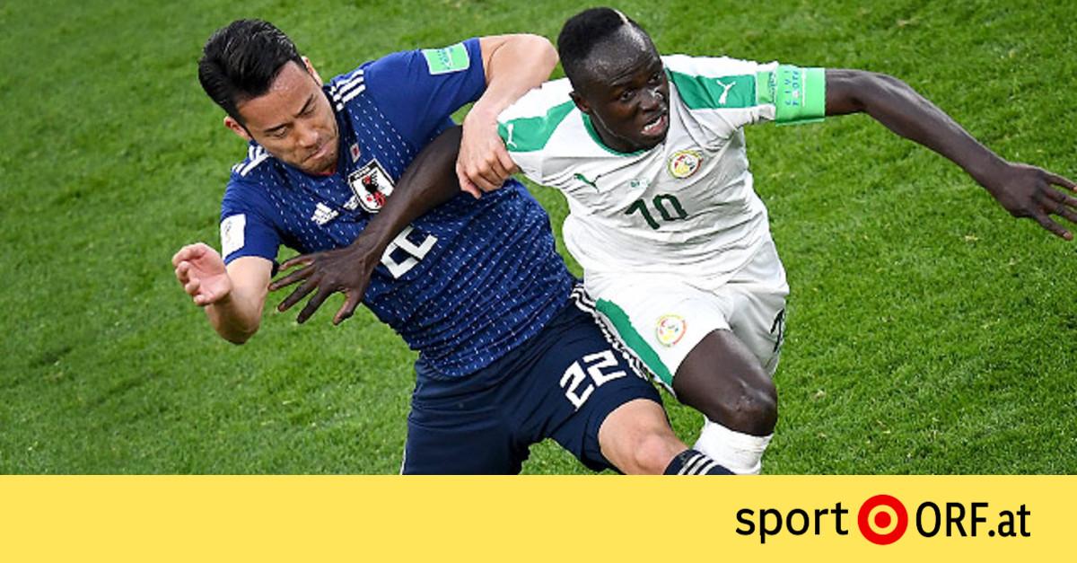 Japan Gegen Senegal