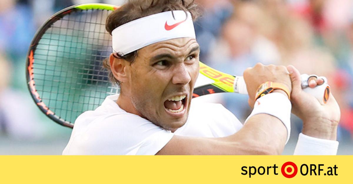 Nadal kämpft sich ins Halbfinale - sport.ORF.at