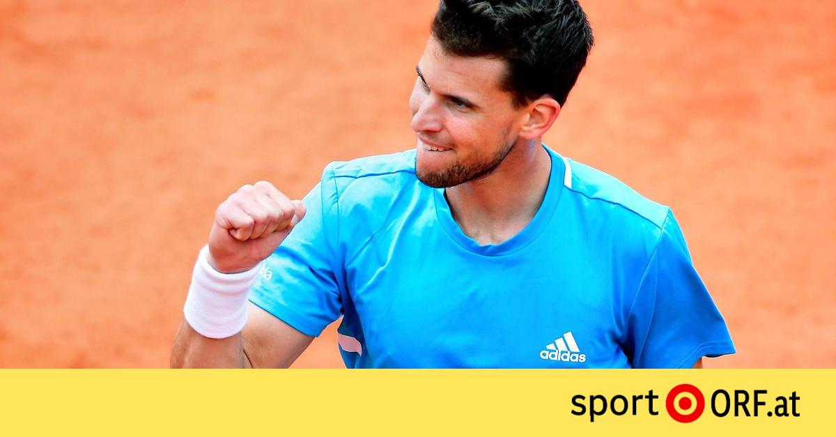 French Open: Thiem erneut im Paris-Finale