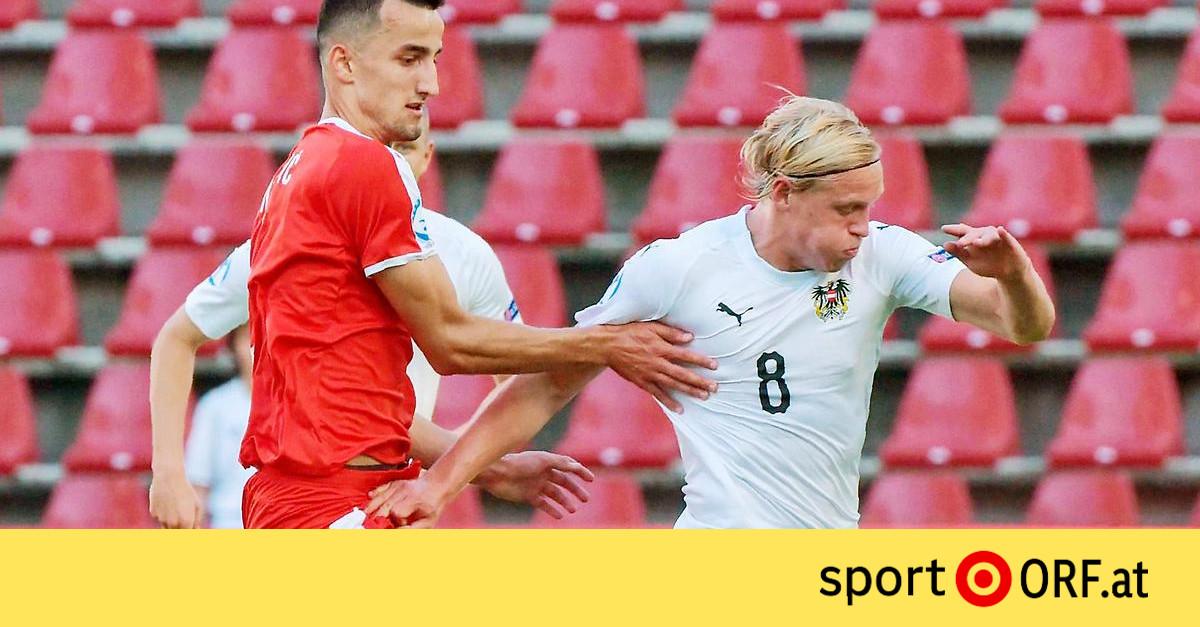 U21-EM: Österreich gelingt Traumdebüt