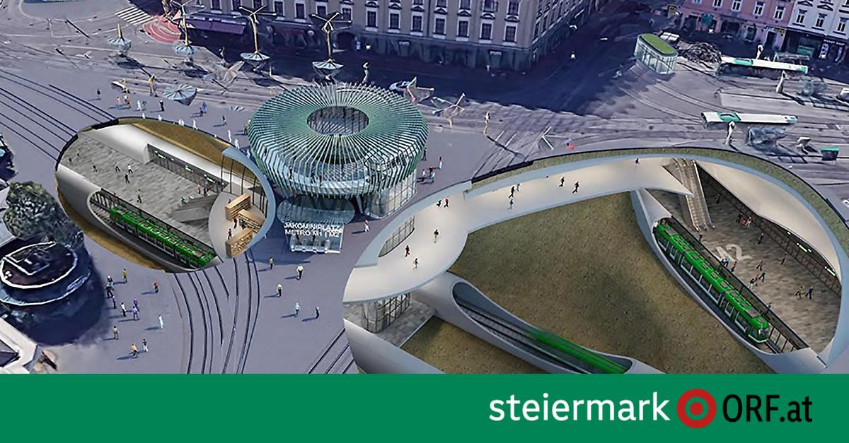 Graz soll Metro bekommen