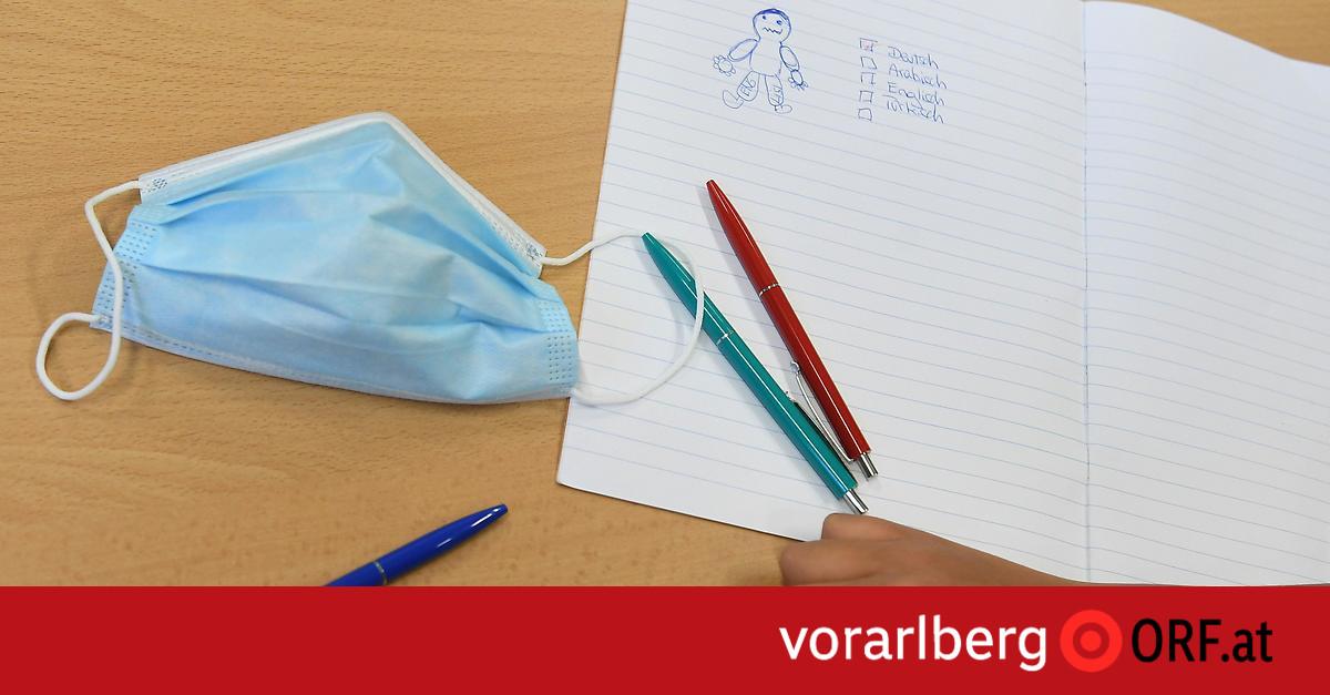 CoV-Tests an Schulen auch am Wochenende - vorarlberg.ORF.at