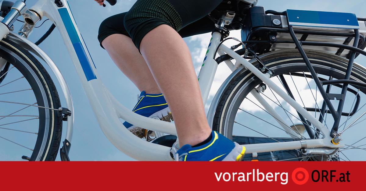 Schon über 30.000 E Bikes in Vorarlberg vorarlberg.ORF.at