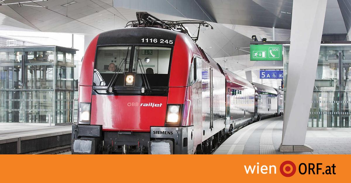 Verkehr Neue öbb Züge Nach Bozen Und Berlin Wienorfat