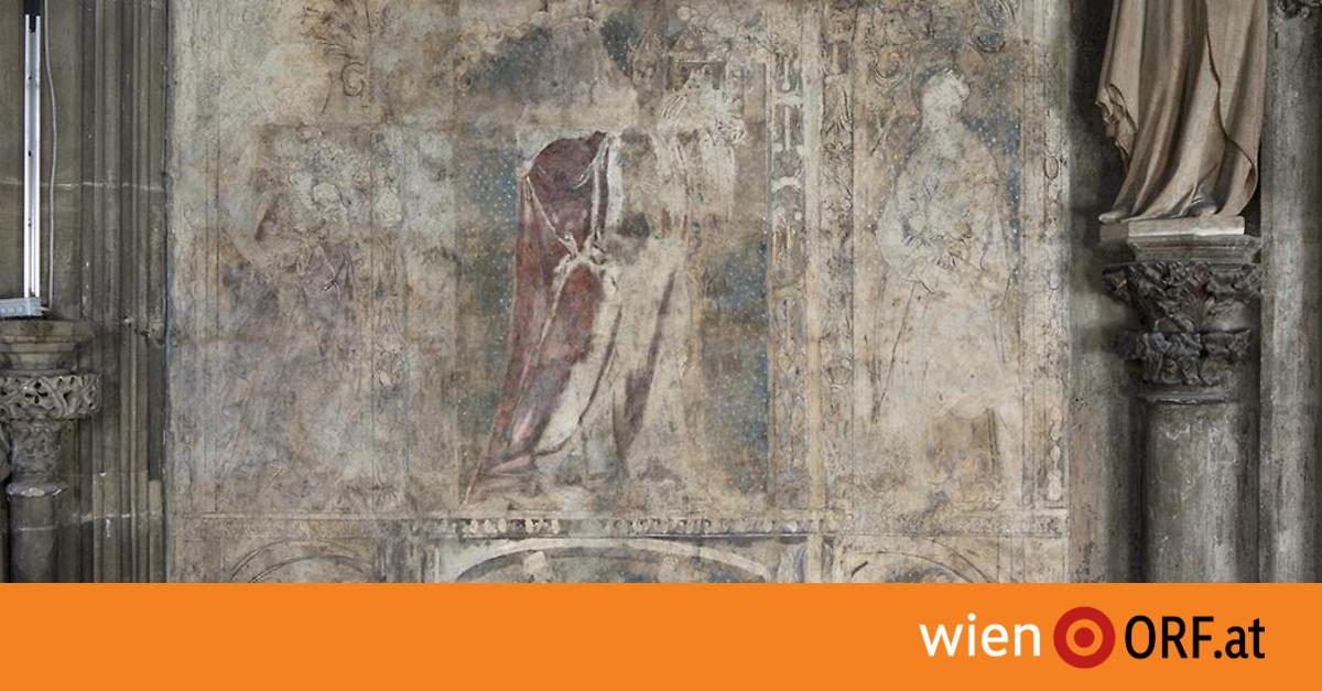 Mögliche Dürer-Zeichnung im Stephansdom entdeckt